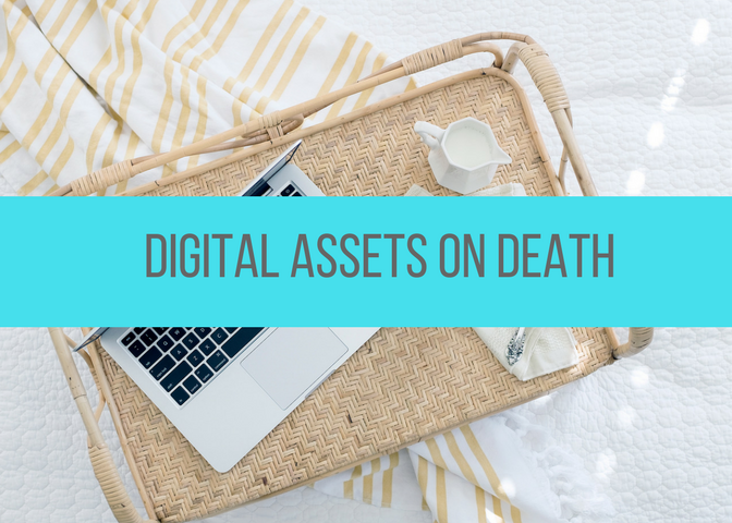 Digital Assets on Death